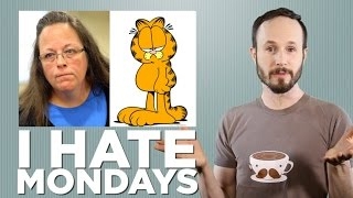 Kim Davis & Garfield: What You Need to Know