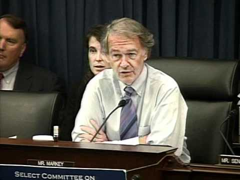 """July 29th, 2009: Select Committee Hearing, """"Climate for Innovation"""""""