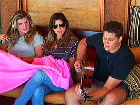 A Fazenda  Carlinhos canta hit sertanejo