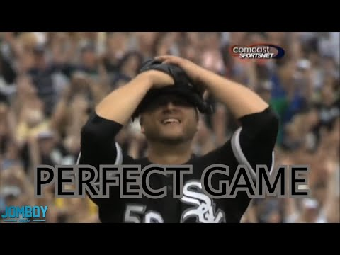 Mark Buehrle finishes the perfect game, a breakdown |