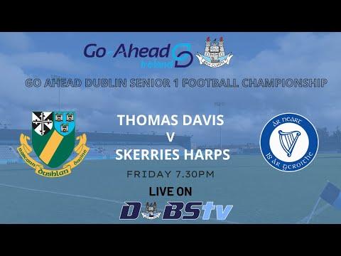 SFC 1 - Thomas Davis v Skerries Harps