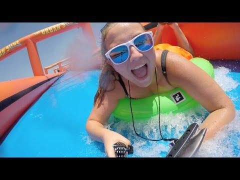 The Urban Slide, 1,000FT Slip N' Slide - Dallas 2015 Highlights