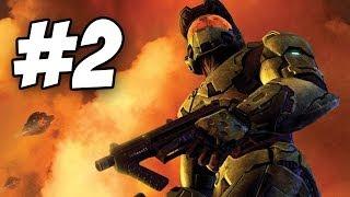 Halo 2 Walkthrough | Cairo Station  | Part 2 (Xbox/PC)