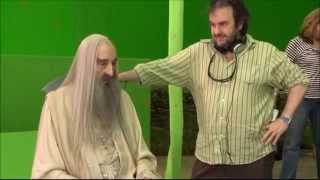 The Hobbit: The White Council: Christopher Lee returns (R.I.P)