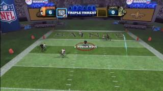 Madden NFL Arcade video game trailer 3v3 football on PS3 and Xbox 360