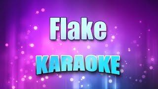 Johnson, Jack - Flake (Karaoke version with Lyrics)