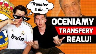 Kibic Realu OCENIA transfery!