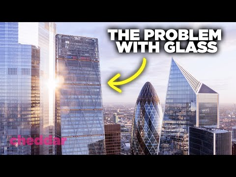How Glass Skyscrapers Conquered Our Cities - Cheddar Explains
