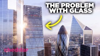 How Glass Skyscrapers Conquered Our Cities  Cheddar Explains