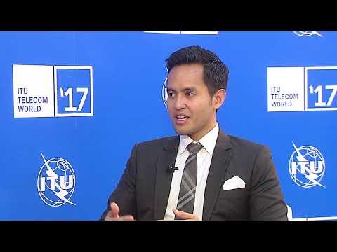 ITU TELECOM WORLD 2017: Afiq Johar, Executive Director Ventures, MAGIC Malaysia