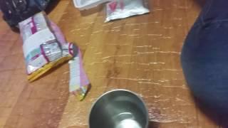 가룩쿡 솜사탕 만들기(2)