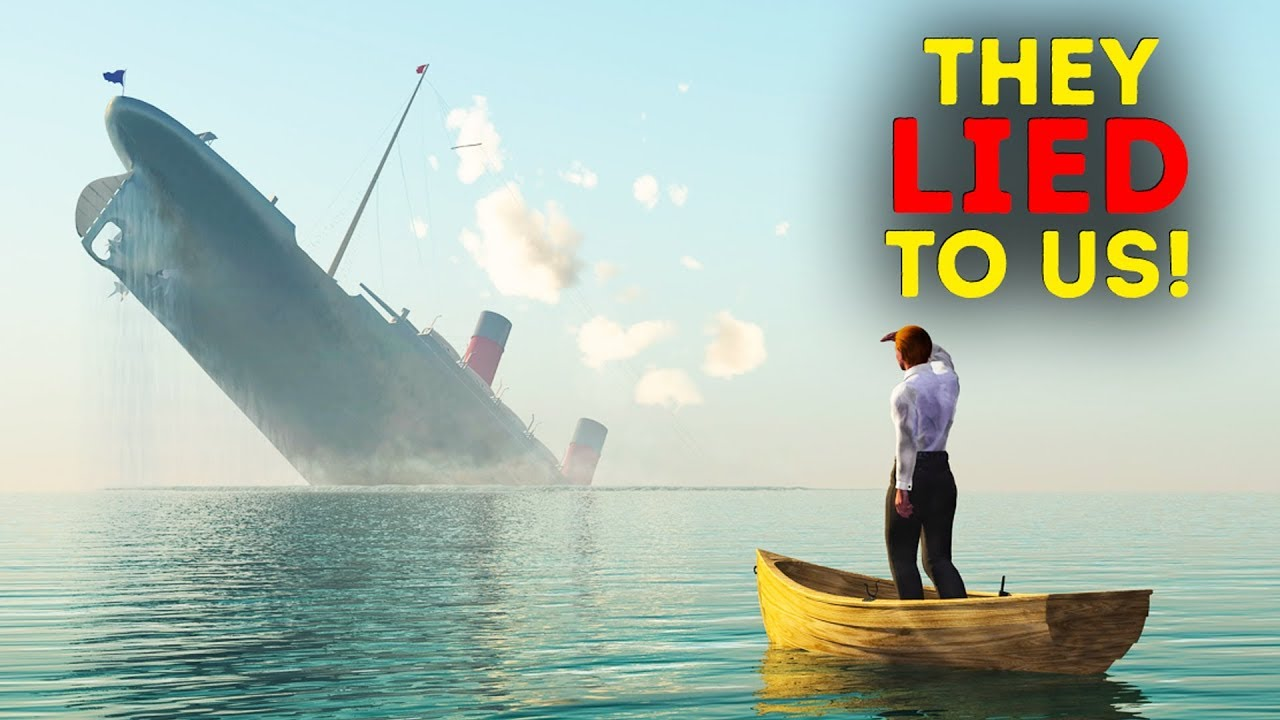 The Truth About the Titanic Has Been Revealed   YouTube The Truth About the Titanic Has Been Revealed