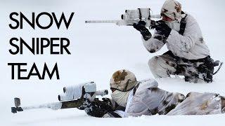 Snow Sniper Team thumbnail