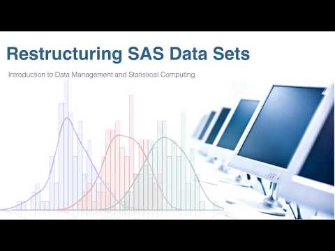 Restructuring SAS Data Sets