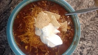 Easy Meal Monday: Taco Soup