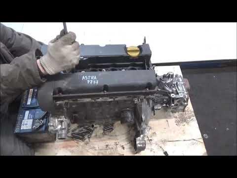 Двигатель Opel для Astra H / Family 2004-2015