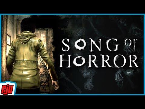 Song Of Horror Part 4 | Episode 2 | Horror Game | PC Gameplay | Full Walkthrough