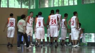 第27屆穗 深 港 澳四角元老籃球邀請賽 元老組別初賽 香港對廣州