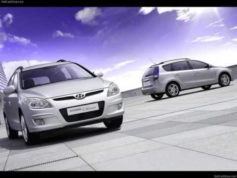Hyundai i30 Collage
