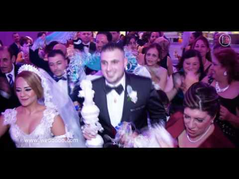 Firas younadam wedding dress