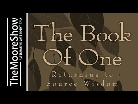 The Book Of One: Returning to Source Wisdom with Bernard Alvarez