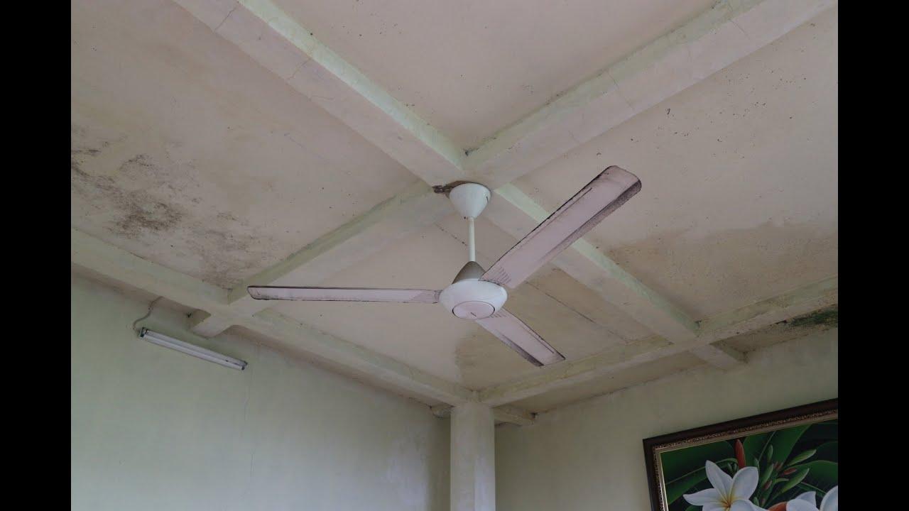 """60"""" Panasonic industrial ceiling fan"""
