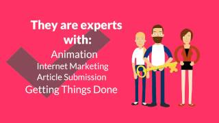 $20 Dollar Animated Explainers & Whiteboard Videos - Template 0001