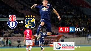 Download Video Universidad De Chile 2 Everton 0 - Campeonato Scotiabank 2018 - ADN Radio Chile 91.7 MP3 3GP MP4