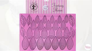 Fantasy Flowers by Gerry - Cake Lace