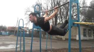 Тренировка WORKOUT  ПМР- Терновка