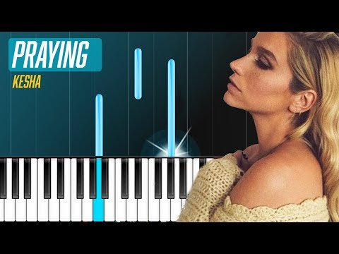 "Kesha - ""Praying"" Piano Tutorial - Chords - How To Play - Cover"