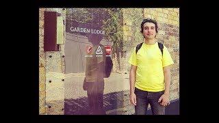 My visit to Garden Lodge (Freddie Mercury's house in London) - August 2018