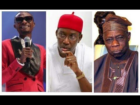 I GO DYE ATTACKS GOVERNOR OKOWA & OBASANJO (Nigerian Music & Entertainment)