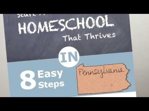 Truth About Homeschooling in PA and PA Homeschool Laws