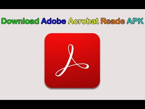 Download Adobe Acrobat Reader APK Free