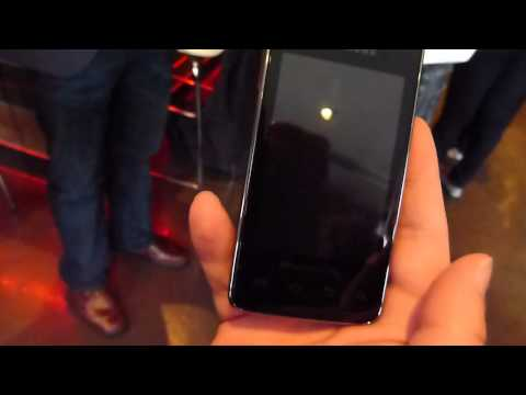 Samsung Galaxy Prevail Demonstration
