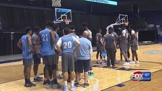 High Expectations for URI Basketball in 2016-2017