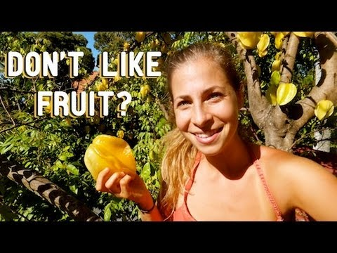 4 Reasons You Don't Like Fruit - Low Fat Raw Vegan Diet Tips