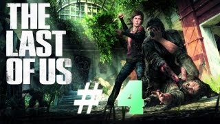 The Last Of Us HD Walkthrough - Huyendo de la ley - Parte 4 - Español