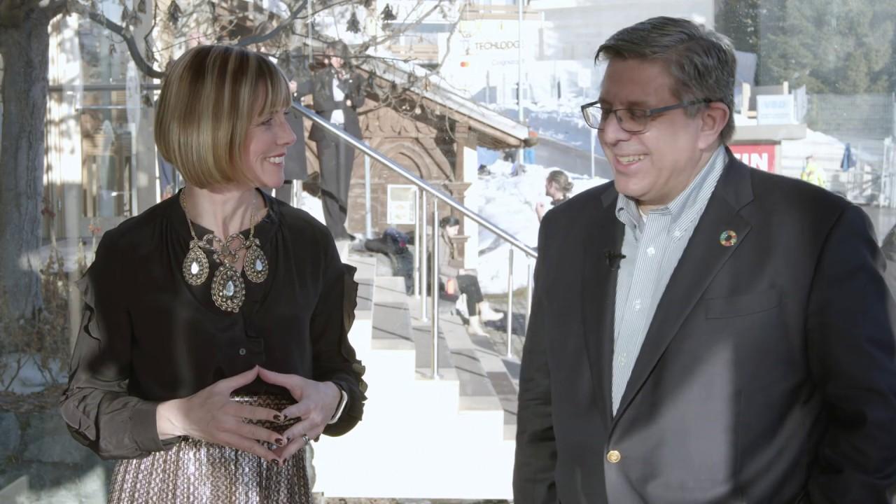 Hub Culture Davos 2020:  Douglas Monticciolo, CEO, Brevet Capital Management