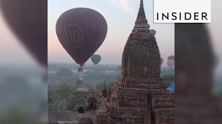 Myanmar is home to the world