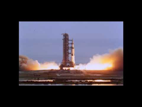 Apollo 11 Launches Humans To The Moon