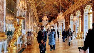 Versailles Palace - Royal Residence | Château de Versailles | Tourist place Paris France | APPUNUMS