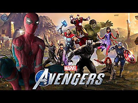 Marvel&39;s Avengers Game  SpiderMan DLC Reveal NEXT WEEK?!