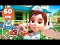 The Farmer In The Dell Educational Songs For Children LooLoo Kids mp3
