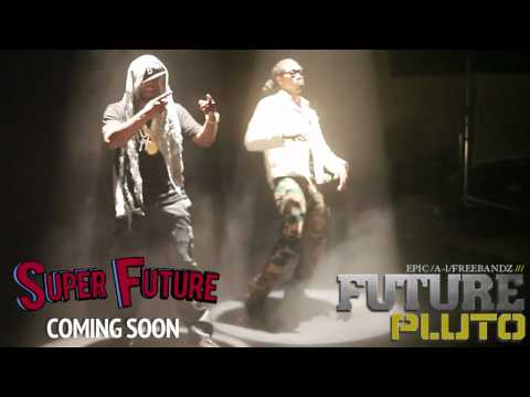 Behind The Scenes: Future (Feat. Diddy & Ludacris) - Same Damn Time Remix