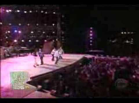 N'Sync Bye Bye Bye - Atlantis Concert