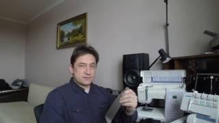 Реинкарнатор. Обзор и выбор швейных машин, ножниц, точила