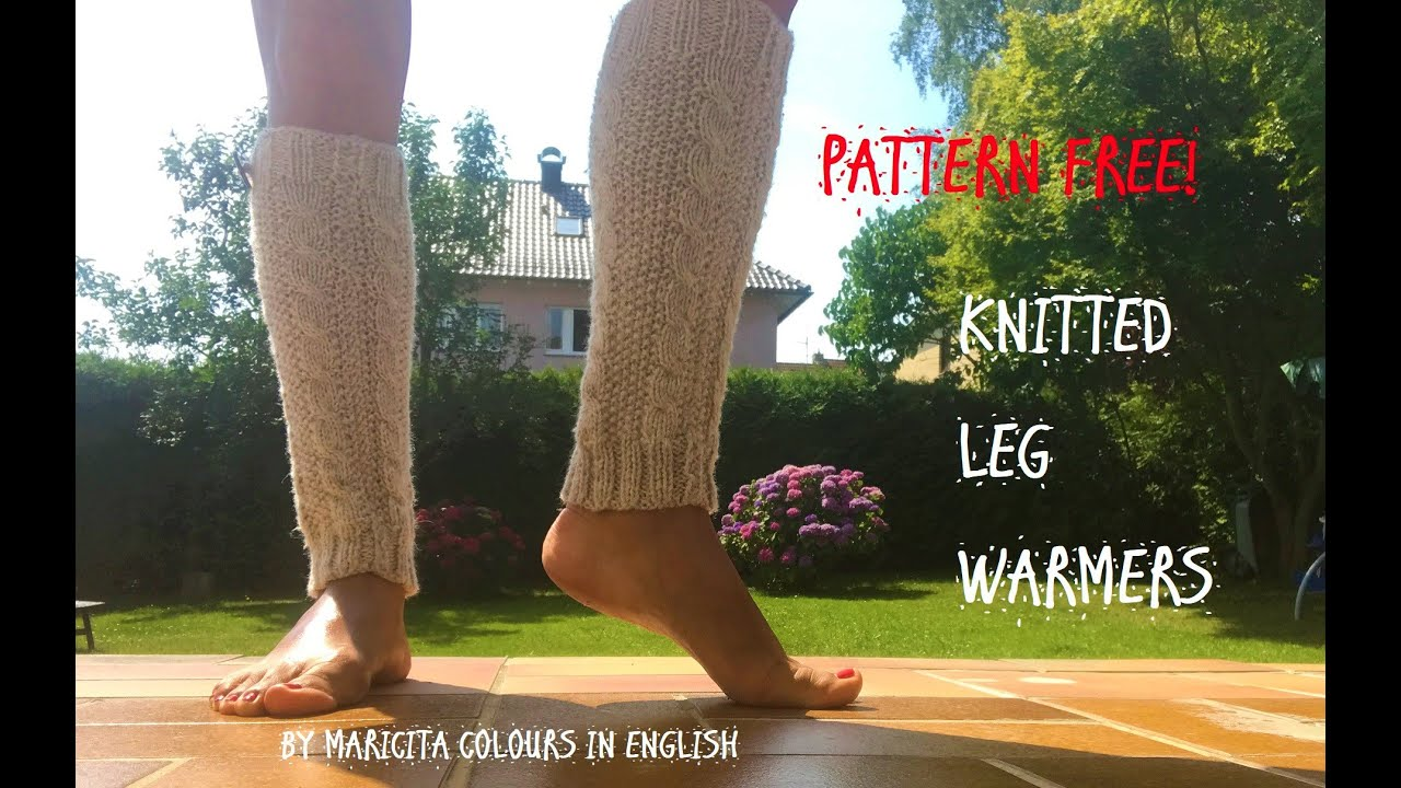 Knitting Leg warmers Pattern \