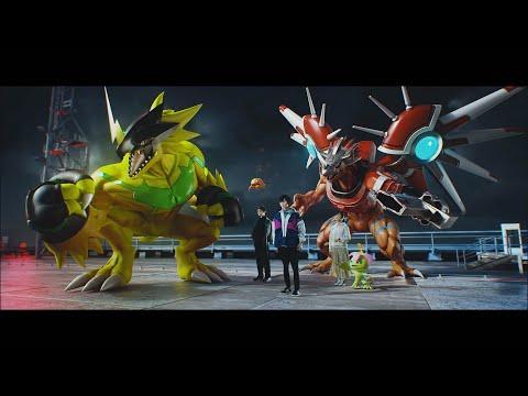 Digimon Adventure - All Evolutions (Japanese)